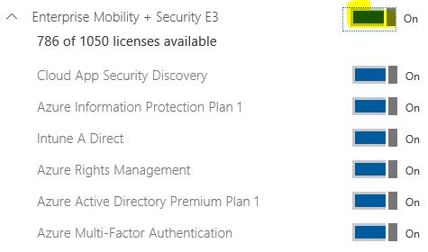 Office 365 - EMS