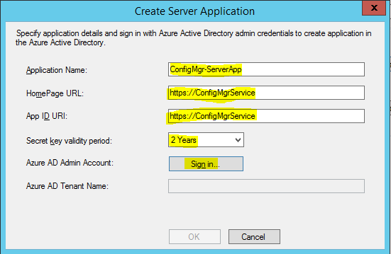 SCCM – Cloud Management Gateway and Cloud Distribution Point