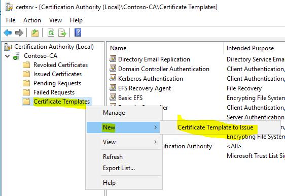 CA Device Certificate